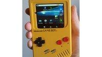 Game Boy mit Android: Handheld-Konsole, leicht modernisiert