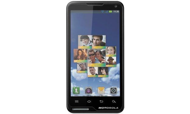 Motorola Motoluxe: Neues Smartphone mit 8 MP-Kamera und 800 MHz-CPU