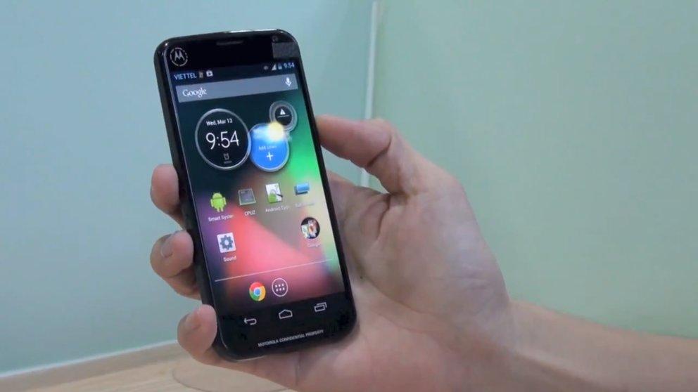 Motorola: Neuer Smartphone-Leak erinnert an Nexus-Reihe [Update: mehr Details]
