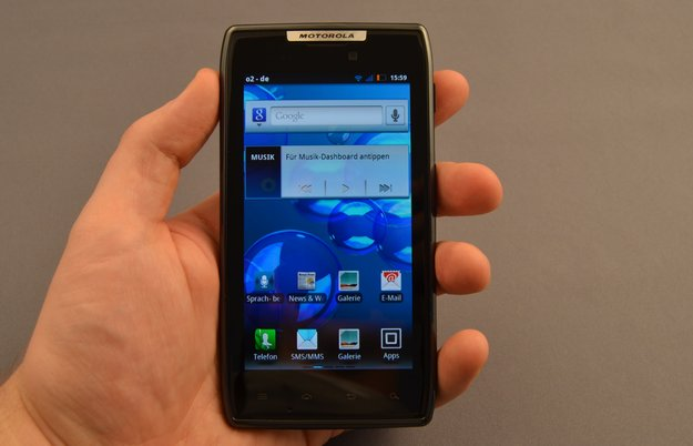 Google: China genehmigt Motorola-Übernahme