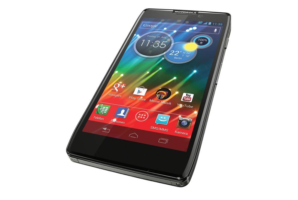 Motorola RAZR HD: Ab Oktober in Deutschland erhältlich