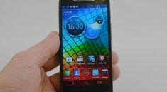 Motorola RAZR HD & RAZR i: Android 4.4 KitKat-Update kommt im Oktober