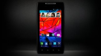 Motorola RAZR: Ice Cream Sandwich-Update in Videos gezeigt