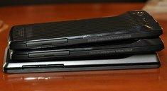 Motorola: Drei neue RAZR-Smartphones mit ICS in China