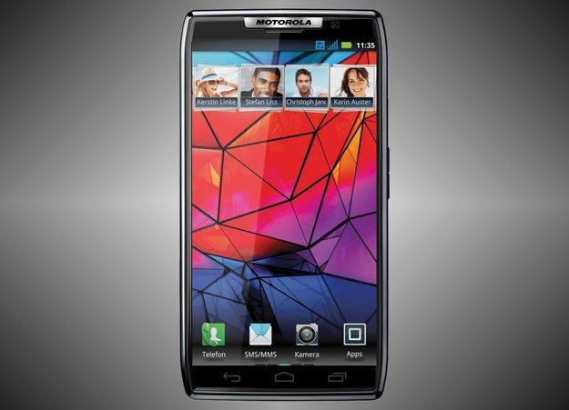 Motorola: Gerüchte über Smartphone mit Edge-to-Edge-Display
