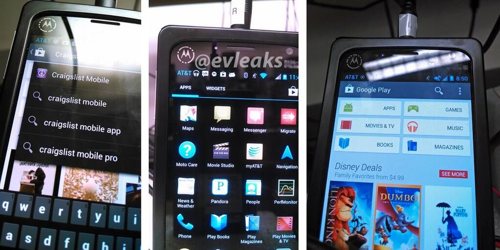 "Motorola X Phone: Codename ""Ghost"" erneut in Fotos geleakt"