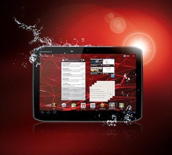Motorola Xoom 2 und Xoom 2 Media Edition ab Februar in Deutschland