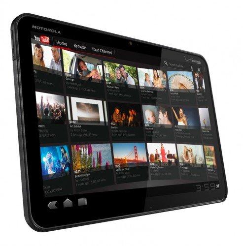 Motorola Xoom: Android 4.0-Update wird ab sofort ausgerollt
