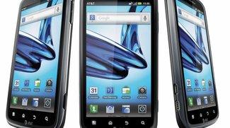 Motorola Atrix 2 Hands-On-Video