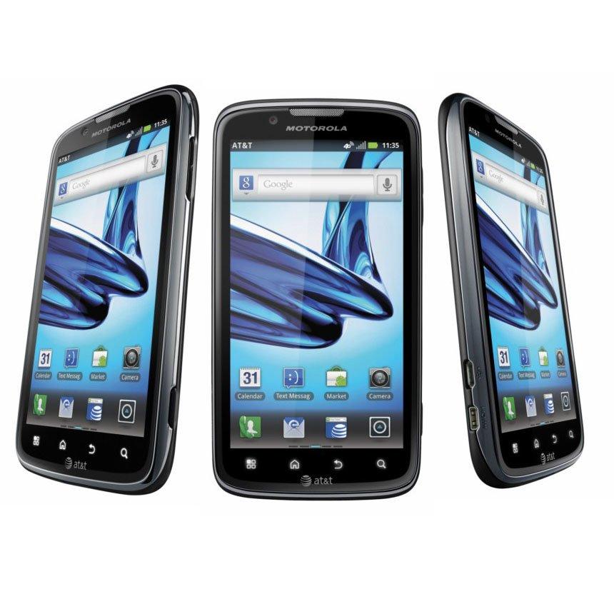Motorola Atrix 2 vorgestellt