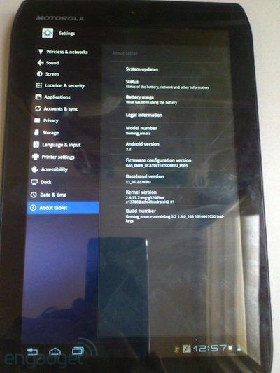 Motorola Xoom 2 Media Edition: Das Tablet mit dem Extra-Wumms
