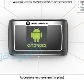 Motorola bringt 7 Zoll-Tablet für die berufliche Nutzung