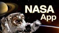 NASA-App: Infos zu Curiosity und mehr fürs Android-Smartphone