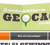 GPS-Empfänger eingeschaltet: Geo-Caching mit tollen Preisen