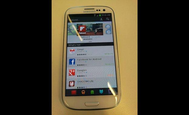 Google Play Store: Überarbeitete mobile Version im Anmarsch? [Update: War ein Mockup]