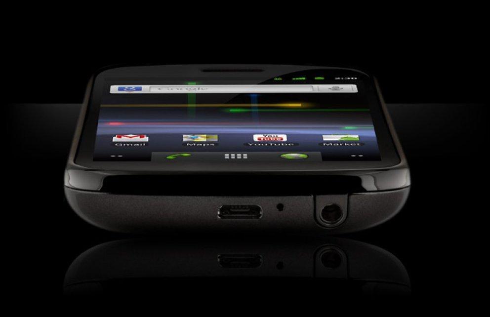 Googles Nexus S auf 1,2 GHz übertaktet