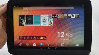 Nexus 10: Altes Modell in USA ohne Nachschub ausverkauft – Nachfolger ante portas?