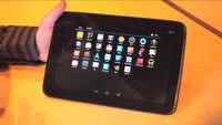 Nexus 10: Hands-On-Video bestätigt guten ersten Eindruck