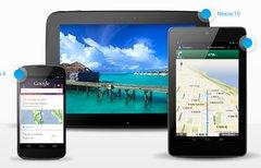 Nexus 4, Nexus 7 (2012) und...