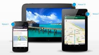 Nexus 4, Nexus 7 (2012) und Nexus 10: Android M-Update kommt vielleicht doch