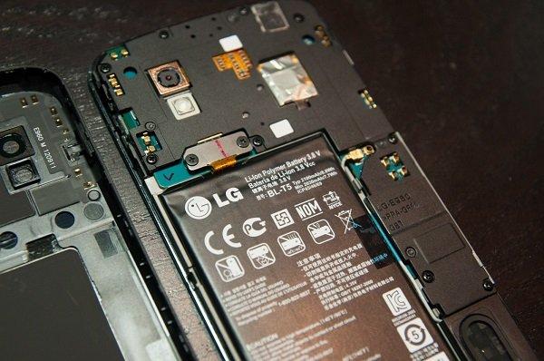 Nexus 4: Rückseite und Akku doch austauschbar