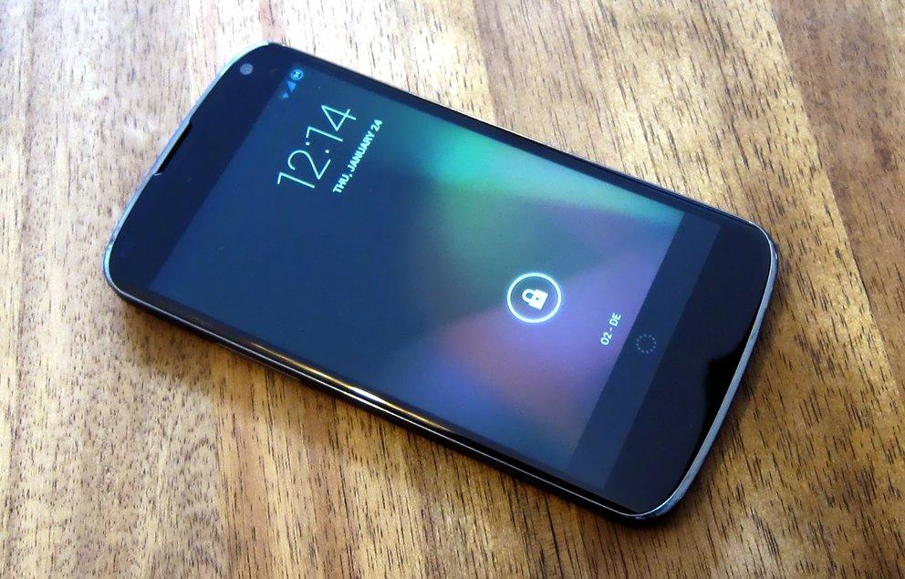 Nexus 4: Factory Images stehen wieder zum Download bereit