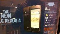 Nexus 4: Neue Bilder und ein Preis durchgesickert
