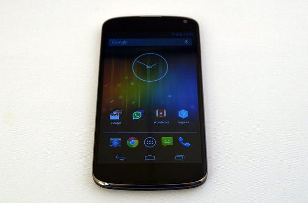 Nexus 4: Wieder im Play Store verfügbar