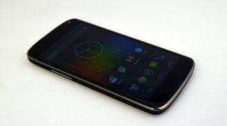 Nexus 4 im Test: Gut gebauter Preiskämpfer