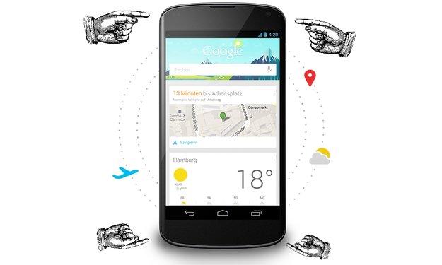 Android-Charts: Die beliebtesten androidnext-Artikel der Woche (KW 45, 2012)