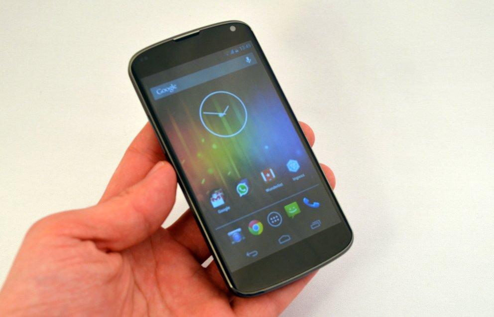 Nexus 4: Neuer Hinweis auf LTE-Version mit Android 4.3 und 32 GB