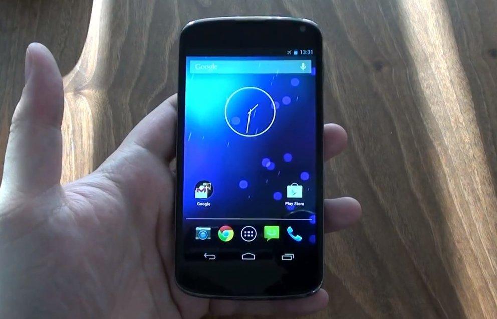 Nexus 4: Deutsches Hands-On-Video im LG-Blog
