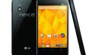 Nexus 4: Neues Modell mit 32GB und LTE im Anmarsch?