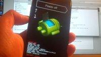 """Nexus 4: Video-Review und Root-Anleitung am Mac von """"AchtUhr"""""""