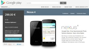 Nexus-Day: Googles peinliches Bestelldebakel [Kommentar]