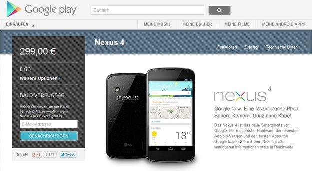 Nexus-Day: Googles peinliches Bestelldebakel [Kommentar]