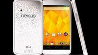 Nexus 4: Hinweise auf weiße Version aufgetaucht [Update]