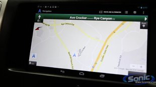 Nexus 7: Android-Tablet als Entertainment-System im Auto verbaut