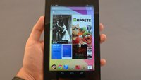Nexus 7 im Test: Gamechanger oder Wackelkandidat?