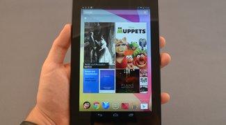 Nexus 7 (2012): Spezifikationen, Bilder, Preis