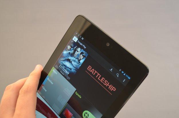 Nexus 7: 3G-Version gesichtet, könnte iPad Mini Konkurrenz machen