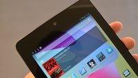 Android-Tablets: Machen weiter Boden gut gegenüber Apples iPad