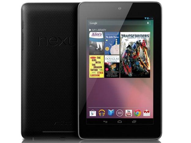 Nexus 7: Auf 1,7 GHz übertaktet, über 7000 Quadrant-Punkte