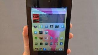 Nexus 7: Android 4.2-Update auch für den 7-Zoller