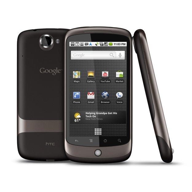 Nexus One: Leider zu alt für Android 4.0 Ice Cream Sandwich