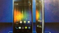 Nexus Prime: Erstes Produktfoto aufgetaucht
