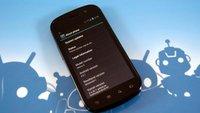 Nexus S: Ice Cream Sandwich-ROM steht zum Download bereit