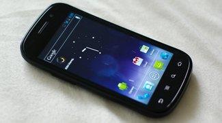 Nexus S: Ice Cream Sandwich-Update wird ausgerollt