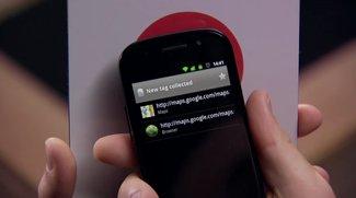 Google: Mobiler Bezahldienst per NFC kurz vor dem Start