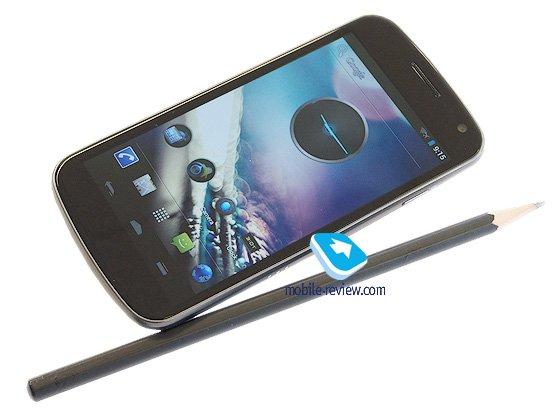Samsung Galaxy Nexus Hands-On von Mobile Review